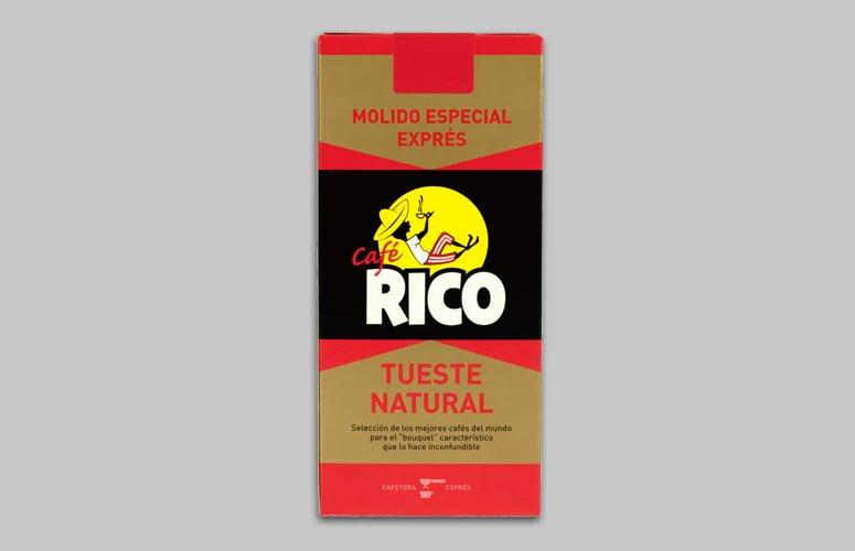 Cafe Rico Expres TuestNat 250gr